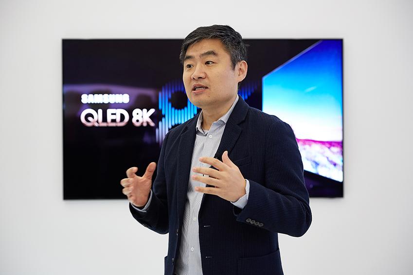 삼성전자 영상디스플레이사업부 민병석 씨
