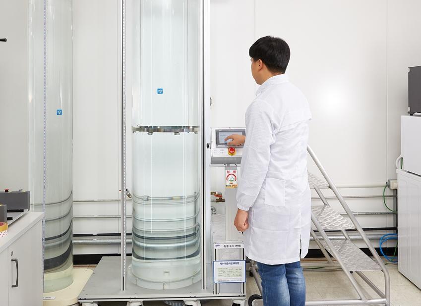 신뢰성 Lab 방수 테스트