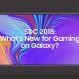[SDC18] 기고문 : 지금이 '갤럭시 게임세계'에 뛰어들 최적의 시간