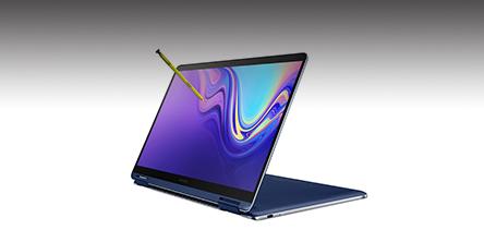 한 단계 진화한 S펜 탑재한 '삼성 노트북 Pen S' 출시