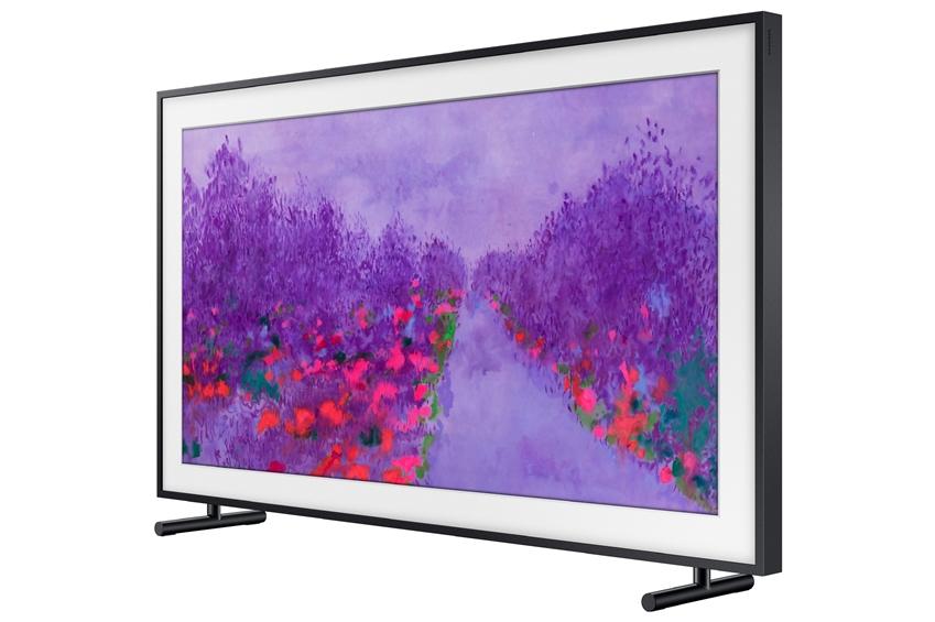 삼성전자가 내년 1월 8일부터 미국 라스베이거스에서 열리는 'CES 2019'에서 QLED 디스플레이를 처음으로 탑재해 디자인적 가치에 화질까지 강화한 삼성의 대표적 라이프스타일 TV '더 프레임(The Frame)'을 공개한다.