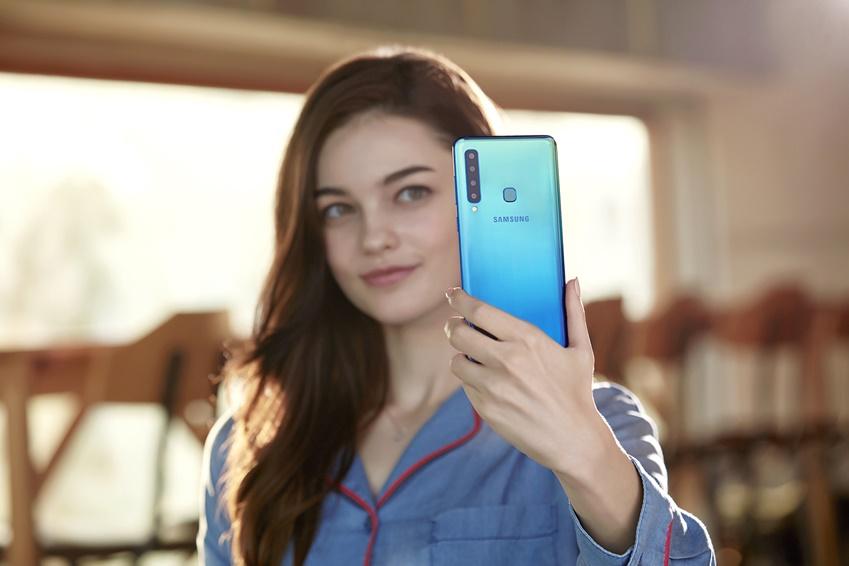 '삼성 갤럭시 A9' 제품 이미지