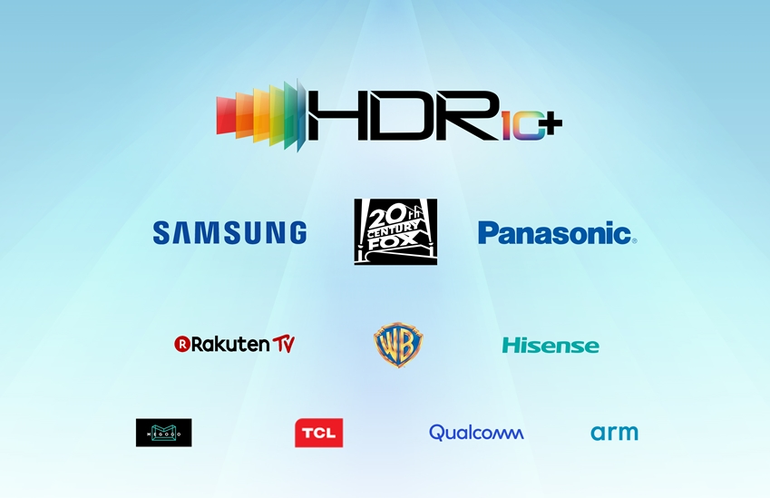 삼성전자가 글로벌 주요 콘텐츠 업체들과 협력을 강화하며 자체 개발한 영상 표준 기술인 HDR10+ 를 본격적으로 확산한다.