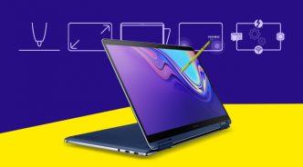 [인포그래픽]  한눈에 살펴보는 '삼성 노트북 Pen S'