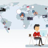 TV 부품 구매 담당자가 국제뉴스에 귀 기울이는 이유