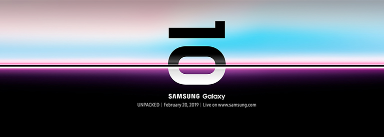 [초대장] 삼성 갤럭시 언팩 2019