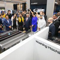 삼성전자, 두바이에 '삼성 익스피리언스 스토어' 오픈