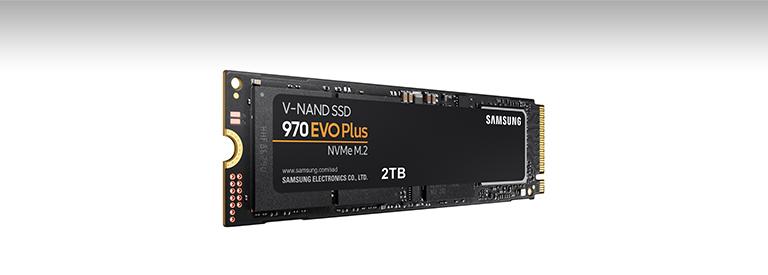 NVMe SSD '970 EVO Plus' 출시