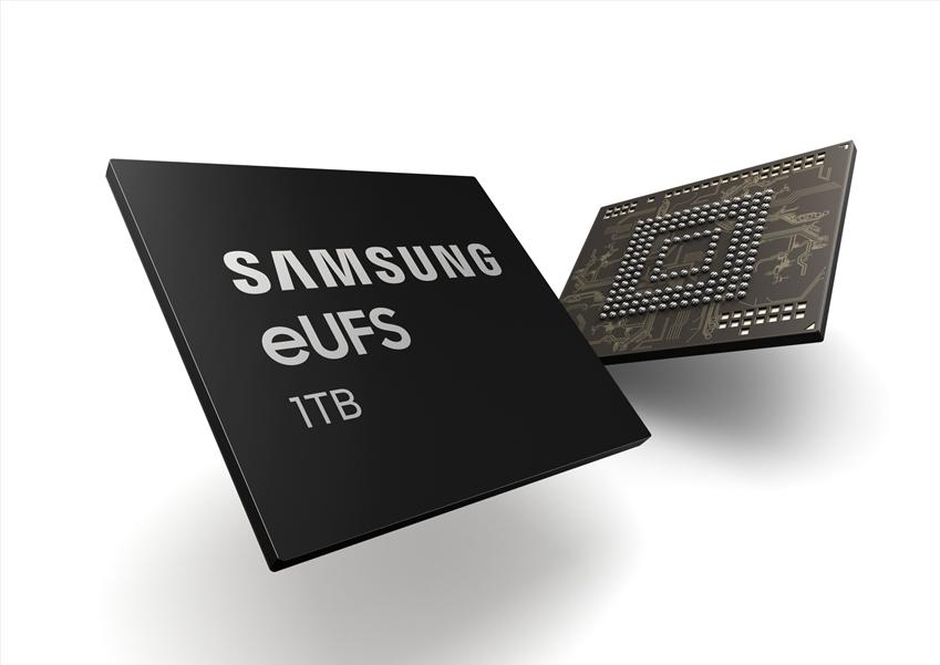 삼성전자 1TB eUFS