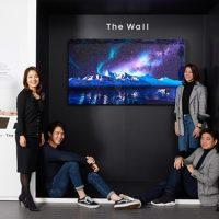 [인터뷰] TV가 거실 벽을 채우기까지…2019년형 '더 월'이 보여준 미래