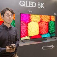삼성 'QLED 8K' TV 개발 현장에 가다
