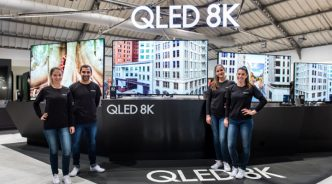 삼성전자, 유럽에서 2019년형 'QLED TV' 전 라인업 공개