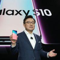 삼성전자, 스마트폰의 새로운 기준을 제시하는 '갤럭시 S10' 전격 공개