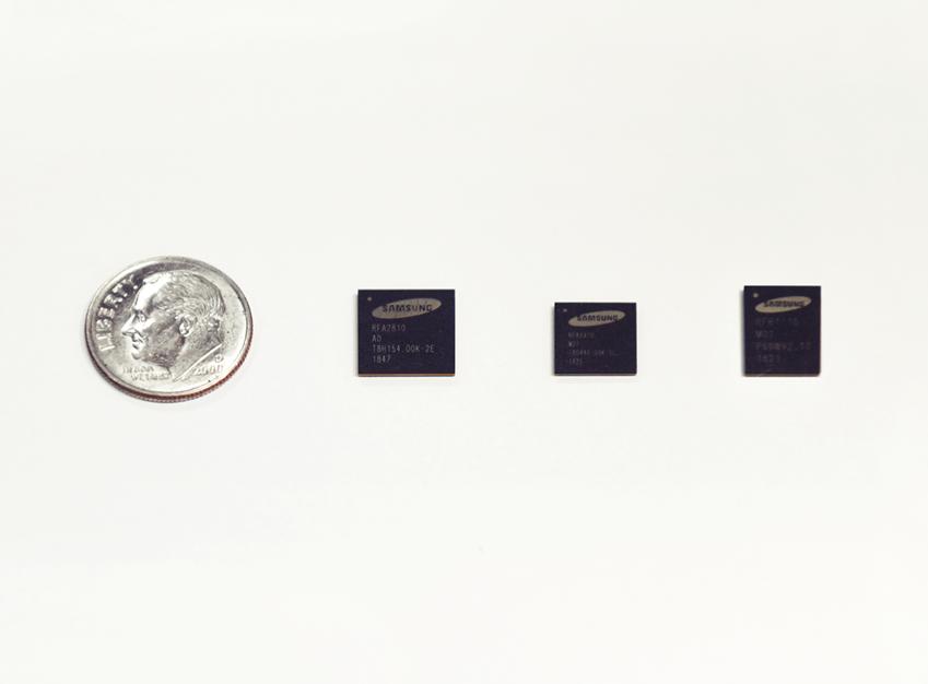 삼성전자 5G 기지국용 차세대 무선통신 칩셋