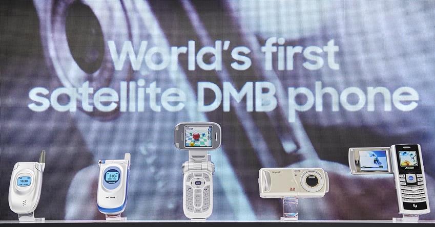삼성전자는 MWC19에서 갤럭시 스마트폰 10주년을 비롯해 수십여년에 걸친 모바일, 네트워크 기술의 혁신 역사를 소개했다.