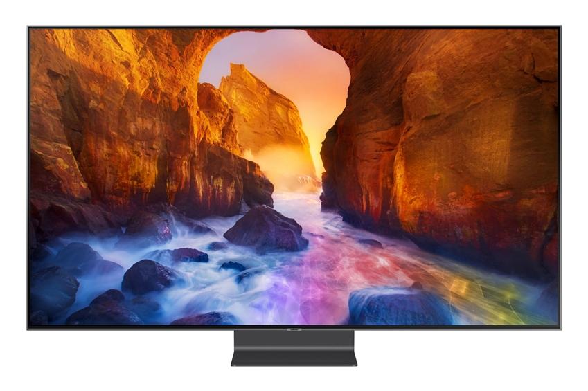 삼성전자의 2019년형 QLED TV가(제품명: Q90R) 해외 주요 매체로부터 혁신적인 화질을 갖춘 '최고의 TV'라는 호평을 연이어 받고 있다.