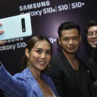 삼성전자, '갤럭시 S10' 전세계 본격 출시