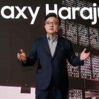 삼성전자, 일본서 최대 규모 갤럭시 쇼케이스 '갤럭시 하라주쿠' 개관