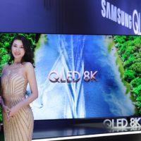 삼성전자, 2019년형 'QLED 8K'로 중국 프리미엄 TV 시장 공략