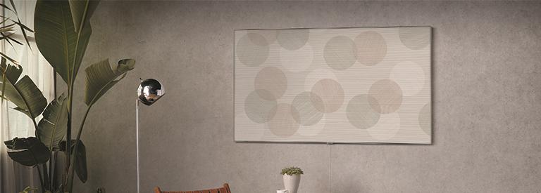 QLED TV, 거실을 갤러리로 변신시키다