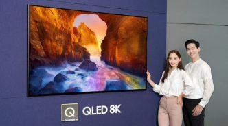 삼성전자, 2019년형 'QLED TV' 국내 전격 출시