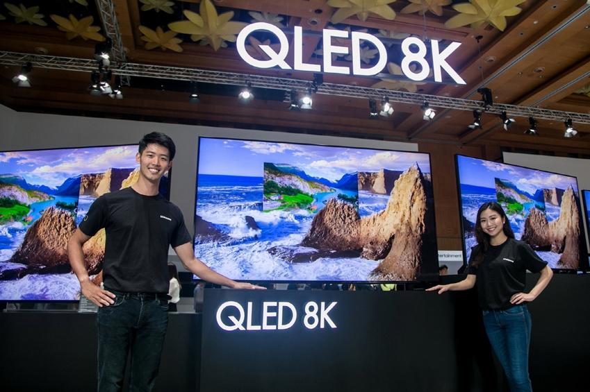 삼성전자는 '삼성 동남아포럼 2019'를 통해 'QLED 8K' 등 동남아 소비자를 위한 2019년형 'QLED TV' 전 라인업을 공개하고 3월말부터 본격 판매에 들어갈 예정이다.