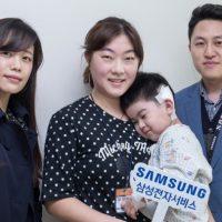삼성전자서비스, 청각장애 아동 '소리 찾아주기' 사회공헌 진행