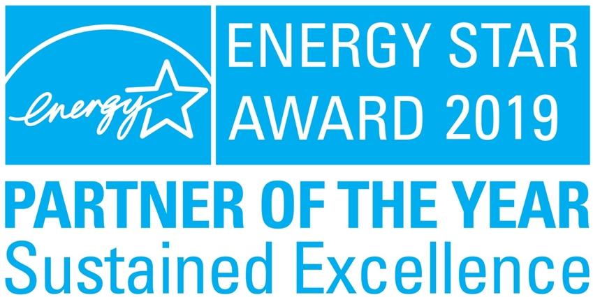 미국 환경청이 주관하는 '에너지스타상' 로고