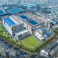 삼성전자, 최첨단 5나노 파운드리 공정 개발