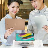 삼성전자, 엔터테인먼트에 최적화된 '갤럭시 탭 S5e' 국내 출시