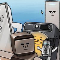 [뉴스툰] 미세먼지 OUT, 우리 집 지키는 삼성 가전 5총사