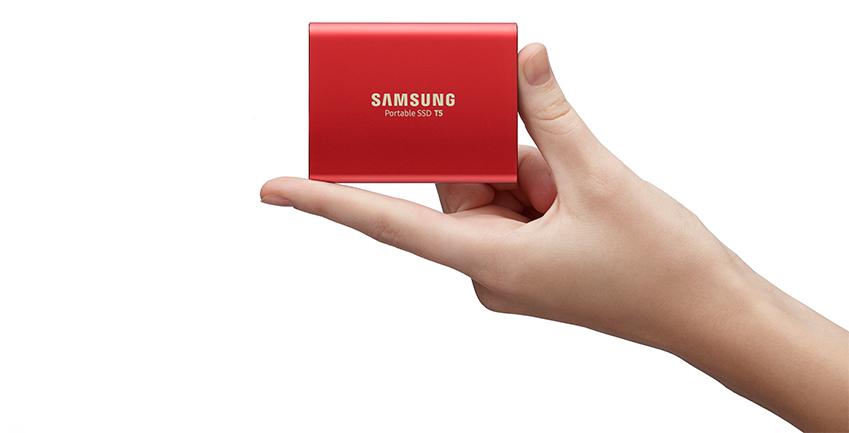 포터블 SSD