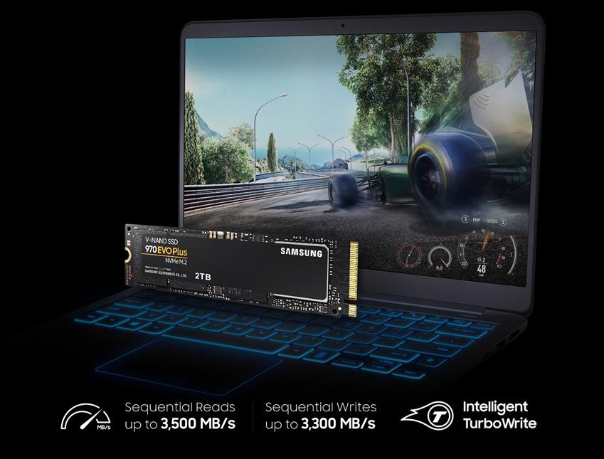SSD '970 EVO Plus'