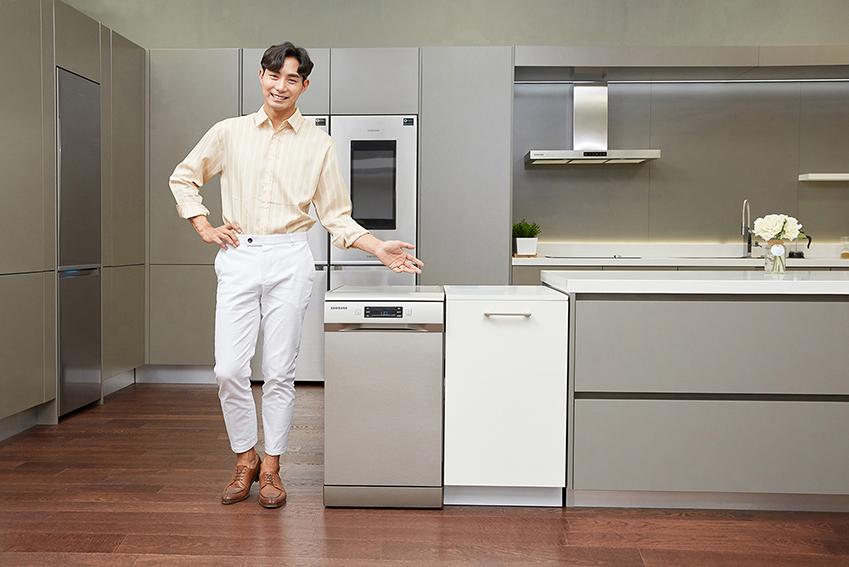 삼성전자, 한국형 식기세척기 신모델 출시