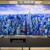삼성전자, QLED 8K 98형 국내 시장 본격 판매