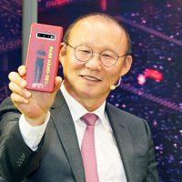 베트남서 '갤럭시 S10+ 박항서 에디션' 출시 기념 팬미팅 개최