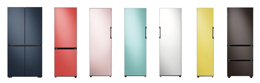삼성전자 비스포크(BESPOKE) 냉장고 제품 사진