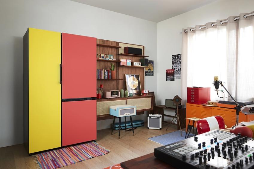 삼성전자 비스포크(BESPOKE) 냉장고 라이프스타일 사진