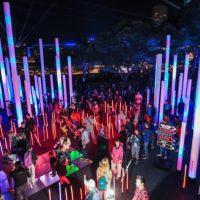 삼성전자, 호주 최대 빛 축제 '비비드 시드니'에 '삼성 일렉트릭 플레이그라운드' 오픈