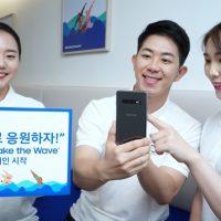삼성전자, 2019 광주 세계수영선수권대회 후원… 선수들의 도전 응원 캠페인 벌여