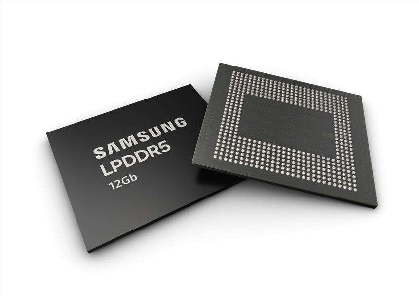 삼성전자 12Gb LPDDR5 D램