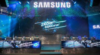 삼성전자, '게임스컴 2019'서 최신 게이밍 모니터 3종 공개