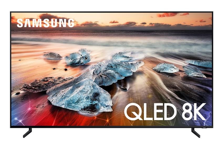 삼성전자 QLED 8K 제품인 Q900R 98형 제품 이미지