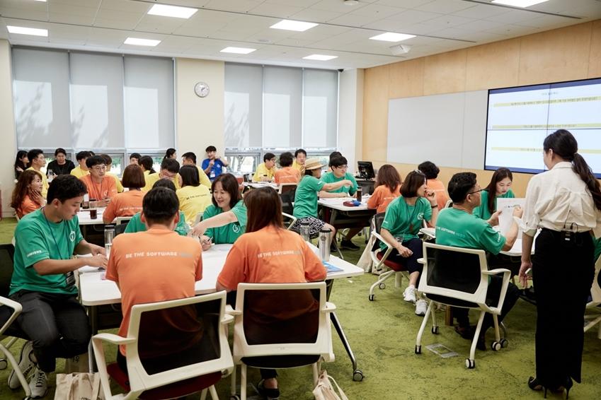 부트캠프에서 진행된 지도교사 교육 과정