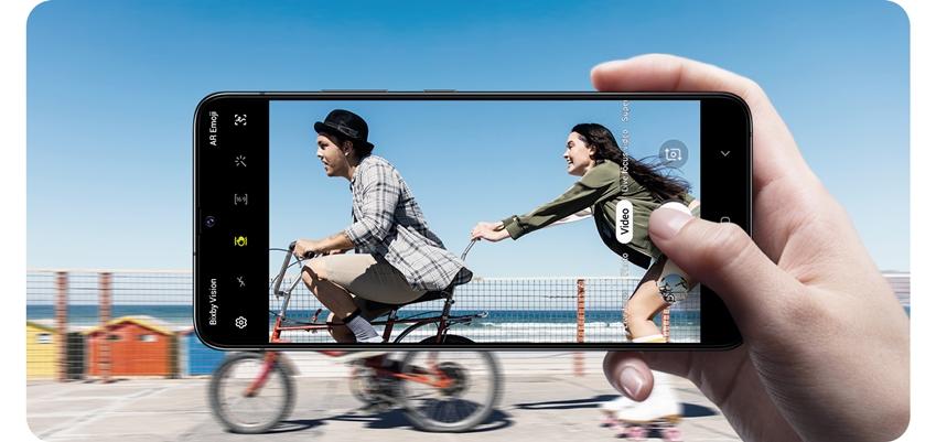 '갤럭시 A90 5G' 제품 이미지