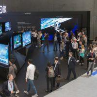 삼성전자 QLED TV 누적 판매량 540만대 돌파 여의도 면적 2배 크기 팔렸다