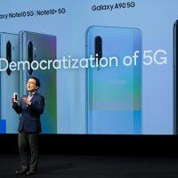 [기고문] 삼성전자, 5G 대중화의 서막을 열다