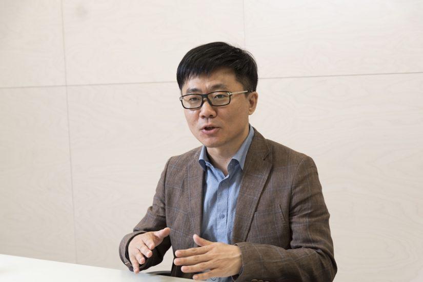 무선사업부 전략파트너개발그룹 박지선 상무