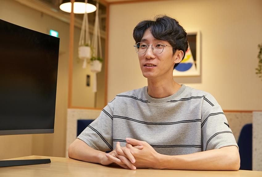 포엔트로 팀의 윤현우 씨