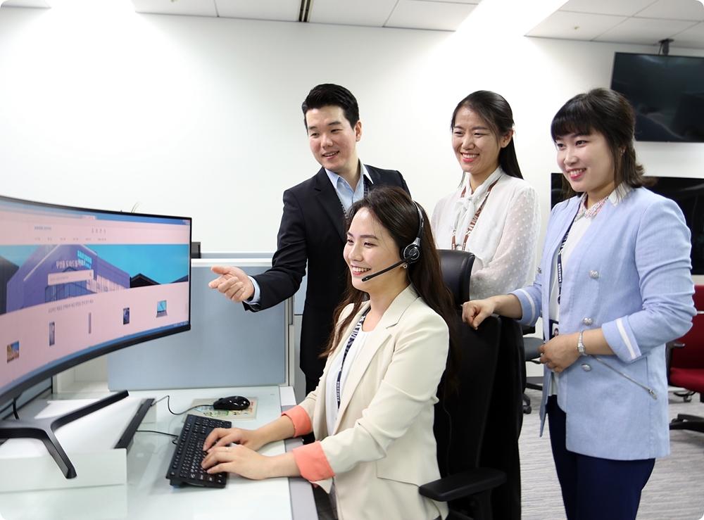 삼성전자서비스, 2019 KS-CQI(한국콜센터품질지수) 1위 선정